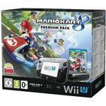 Nintendo Wii U 32GB + Mario Kart 8 Premium zwart