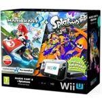 Nintendo Mario Kart 8 + Splatoon Wii U Premium Pack zwart