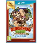 Wii U Donkey Kong Country: Tropical Freeze Selects