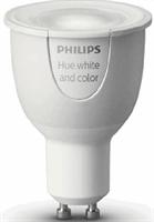 Philips hue 1 x GU10 bulb Single bulb GU10