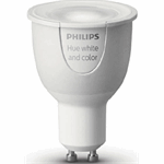 Philips hue White and color ambiance Losse lamp GU10 8718696485880