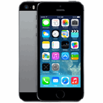 Apple iPhone 5s grijs / 16 GB