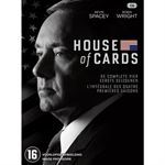 SONY PICTURES HOME ENTERTAINME House Of Cards – Seizoen 1-4