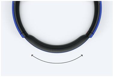 Sony MDR-XB650BT afstelling hoofdtelefoon