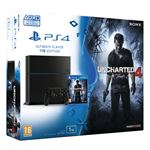 Sony Playstation PS4 1TB + Uncharted 4: A Thief's End