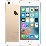 Apple iPhone SE goud, wit / 16 GB