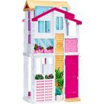 Barbie Malibu Huis Met 3 Verdiepingen - huis