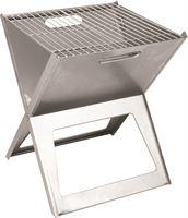Bo-Camp Barbecue Notebook Medium Houtskool RVS