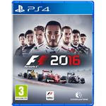 Codemasters F1 2016 Standard Edition PS4 PlayStation 4