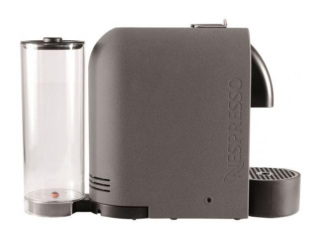 Magimix m130 u mat dark grey nespresso machine