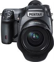 Pentax 645 Z middenformaat + 55mm