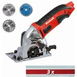 Einhell TC-CS 860/1 KIT Mini Handcirkelzaag