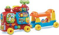 VTech Baby 5 in 1 Letter Locomotief - Activity-center