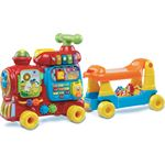 VTech Baby 5 in 1 Letter Locomotief - Activity-center