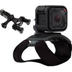 GoPro Hero 4 Session inclusief Ride Hero & The Strap 1080p Full HD actioncam WLAN Bluetooth