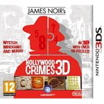 Ubisoft James Noirs Hollywood Crime Nintendo 3DS