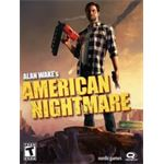 Nordic Games Alan Wake's American Nightmare