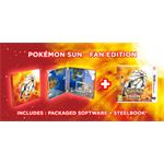 The Pokemon Company Pokemon Sun Steelcase Edition 3DS