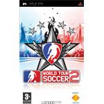 Sony World Tour Soccer 2, PSP PlayStation Portable (PSP)