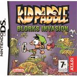 Atari Kid Paddle Blorks Invasion