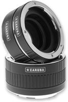 Caruba Extension Tube set Nikon Chroom type II