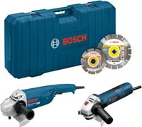 Bosch GWS 22 230 JH haakse slijper 230 mm 2100 w GWS 7 125 Haakse Slijper diamantschijven 0615990 H 5 R