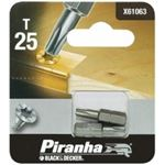 Piranha x61063 torx 25 super 25mm