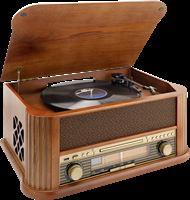Lenco Classic Phono Tcd-2500