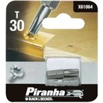 Piranha x61064 torx 30 super 25mm