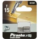 Piranha x61061 torx 15 super 25mm