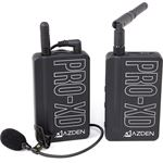 Azden Pro-XD 2.4GHz Digital Wireless Lavalier System