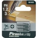 Piranha x61023 phillips 1-2-3 super 25mm