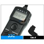 JJC Wired Timer Remote Controller TM-F Sony RM-S1AM