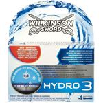 Wilkinson Hydro 3 Scheermesjes 4 stuks