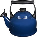 Le Creuset Tradition Fluitketel 2 L - Donkerblauw