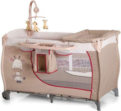 Deryan Baby Luxe Campingbedje Khaki.Deryan Campingbedjes 6 Kieskeurig Nl
