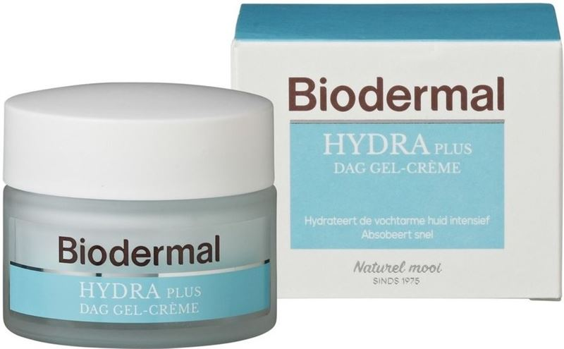 Biodermal Hydraplus dag gelcreme 50ml