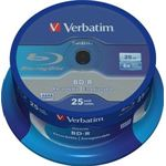 Verbatim BD R 25 GB 405650 nm 6 x 25 pcs