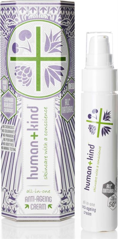 Human+Kind All in one anti-aging crème 50 ml