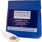 Moroccan Natural Rhassoul clay sachets 5 x 50 gram 250g