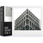 Impossible B&W instant film for Image / Spectra