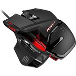 Mad Catz USB game-muis Optisch Zwart