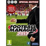 Sega Football Manager 2017 - PC + MAC + Linux
