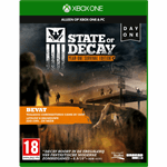 Microsoft State of Decay, Xbox One Xbox One