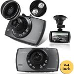 TechQounts - - De beste dashcam uit de test: de Car Cam Corder - 2 4 inch
