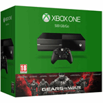 Microsoft Xbox One Gears of War: Ultimate Edition Bundle zwart