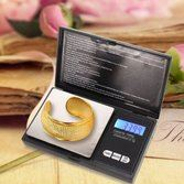 Fpp Mini weegschaal / Digitale weegschaal / Precisie weegschaal / Keuken weegschaal / Zakweegschaal - Van 0 1 tot 1000 gram - precisieweegschaal 1kg