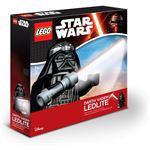 lego star wars bureaulamp - darth vader