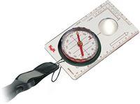 Kasper & Richter K1-L kompas zwart/transparant