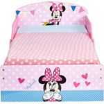 Disney Minnie Mouse Junior Ledikant met laden